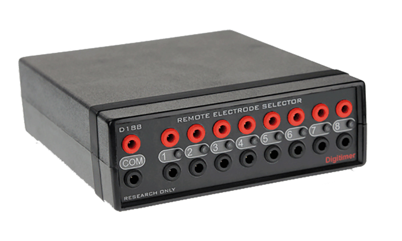 D188 Remote Electrode Switcher Featured Digitimer 1