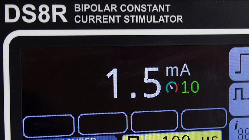DS8R Amplitude Limit Digitimer
