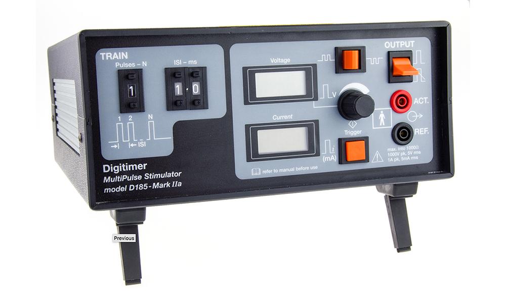 D185 MultiPulse Cortical Electrical Stimulator Digitimer 01