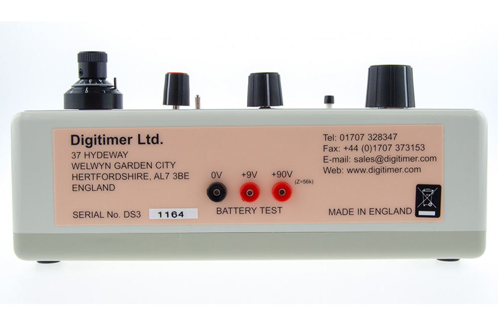 DS3 Isolated Current Stimulator 01 Digitimer