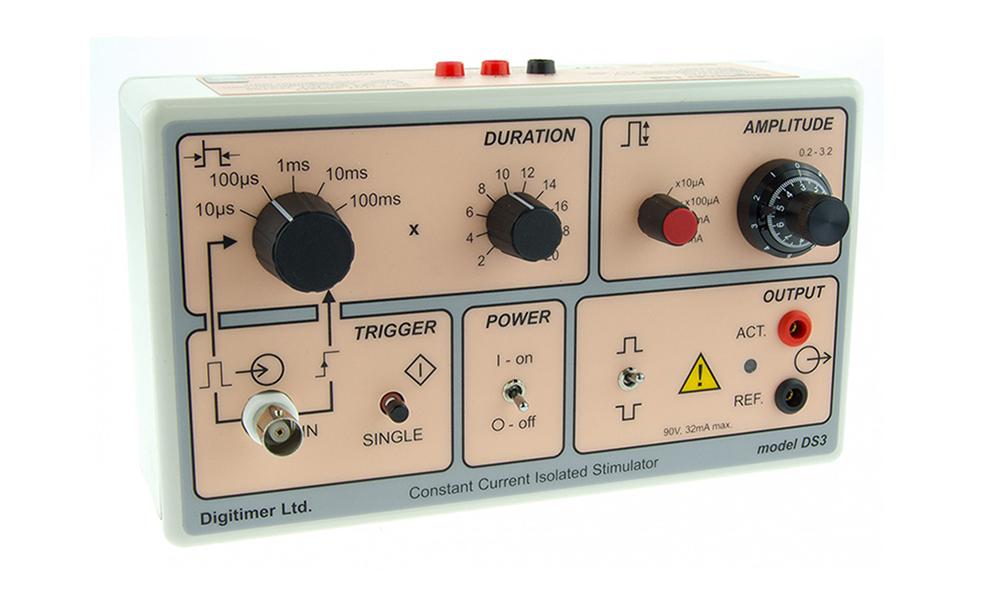 DS3 Isolated Current Stimulator Digitimer