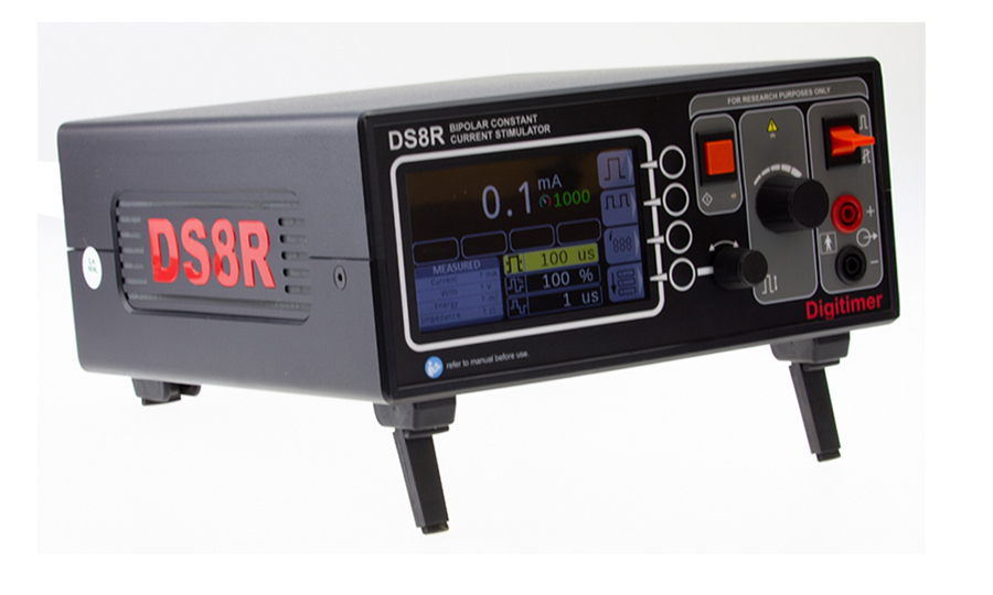 DS8R Biphasic Constant Current Stimulator Digitimer