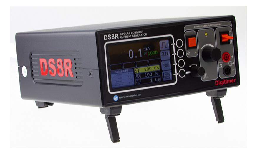 DS8R Biphasic Constant Current Stimulator Digitimer
