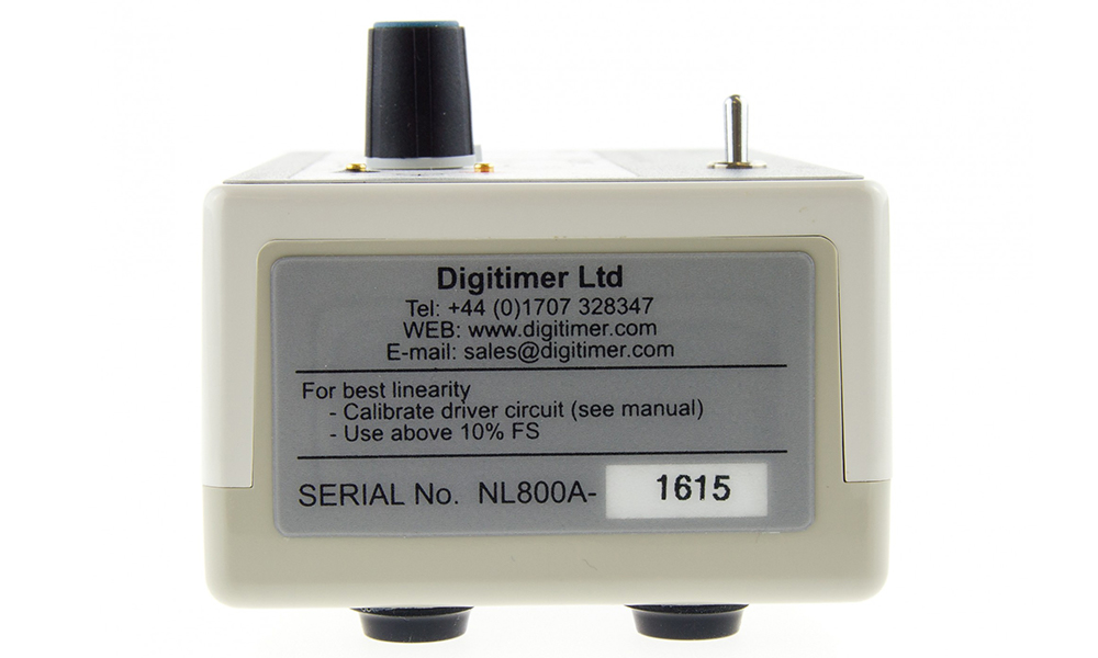 NL800A Current Stimulus Isolator 03 Digitimer