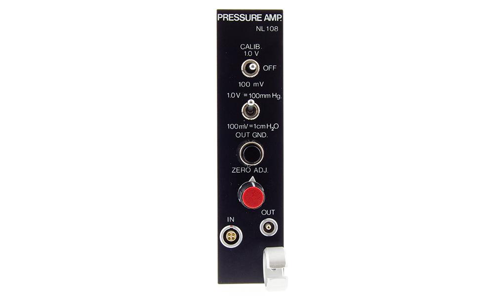 NL108A Pressure Amplifier Digitimer 01