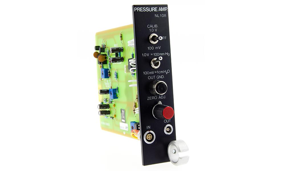 NL108A Pressure Amplifier Digitimer 02