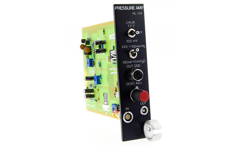 NL108A Pressure Amplifier Digitimer Featured