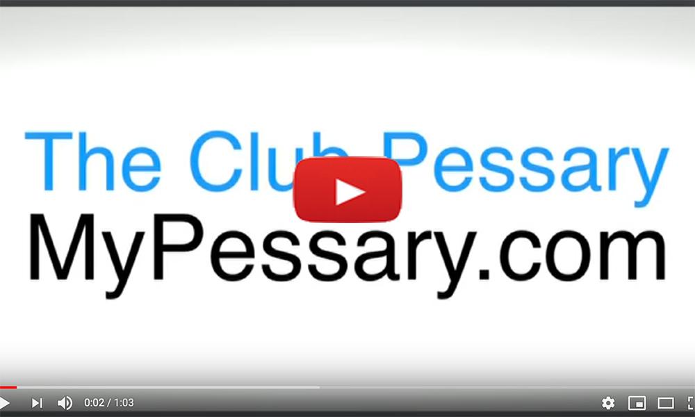 Club Pessary Digitimer