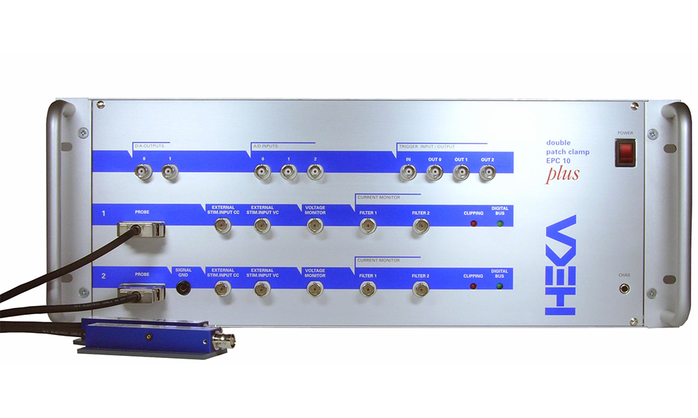 HEKA EPC10 USB Plus Patch Clamp Amplifier