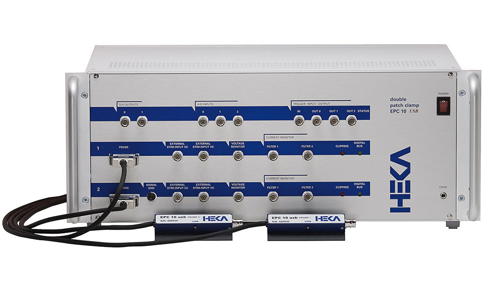 HEKA EPC10n USB Patch Clamp Amplifier