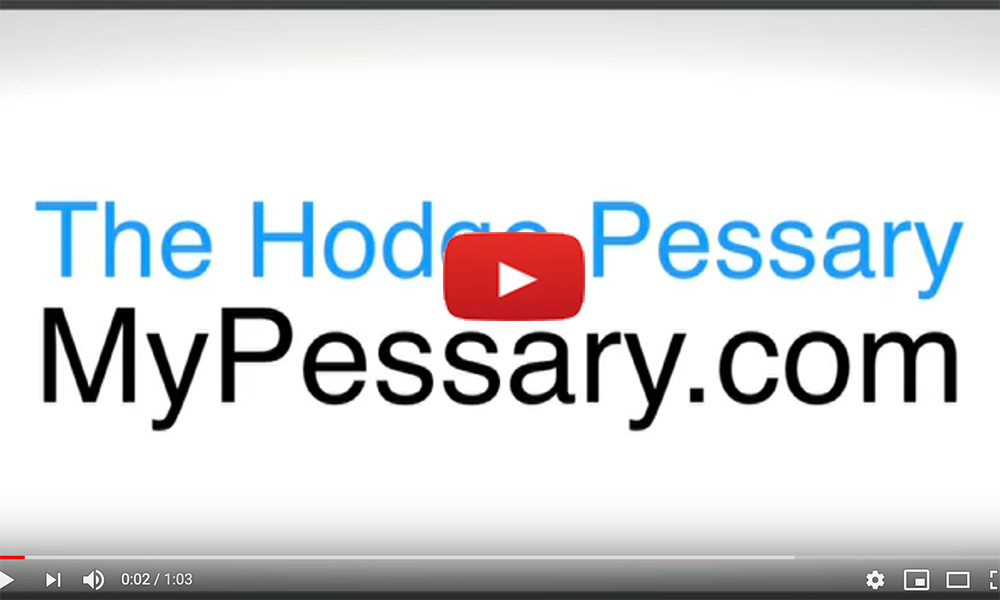 Hodge Pessary Digitimer
