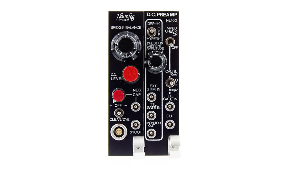 NL102G DC Pre Amplifier Digitimer 02