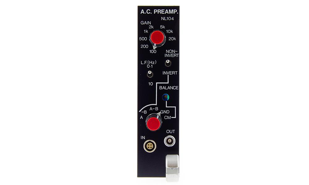 NL104A AC Pre Amplifier Digitimer 01