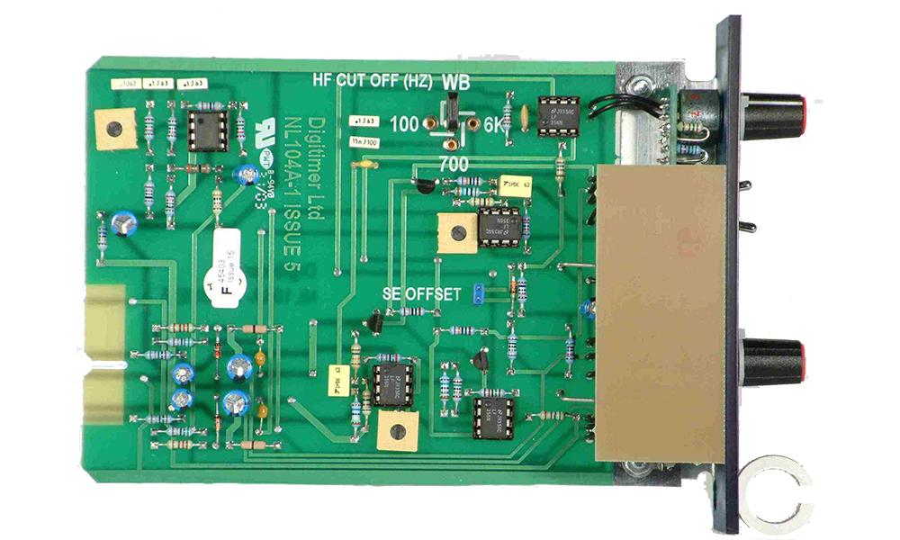 NL104A AC Pre Amplifier Digitimer 03