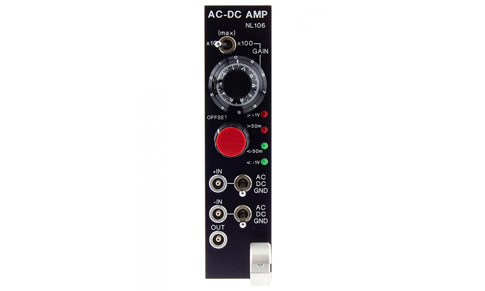 NL106 AC/DC Amplifier Digitimer 02