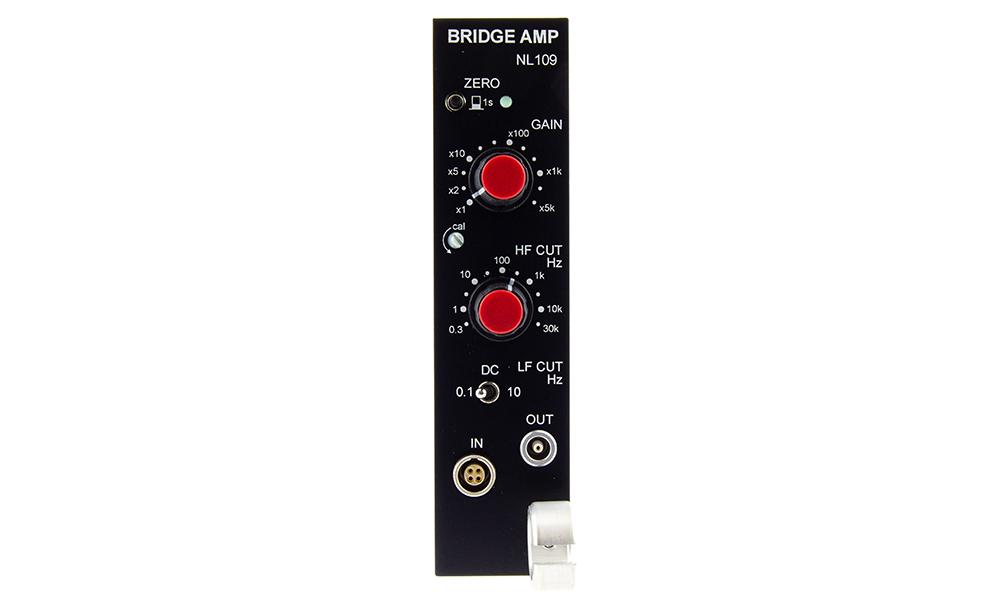 NL109 Bridge Amplifier Digitimer 01