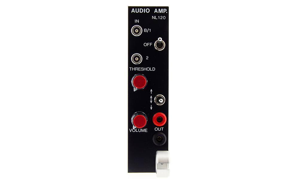 NL120S Audio Amplifier Digitimer 01