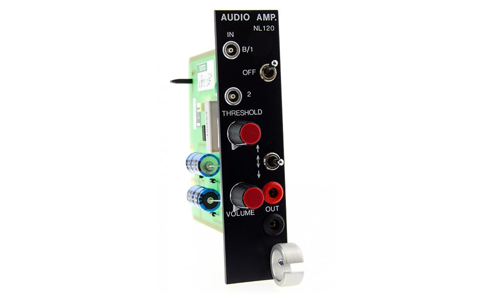 NL120S Audio Amplifier Digitimer 02