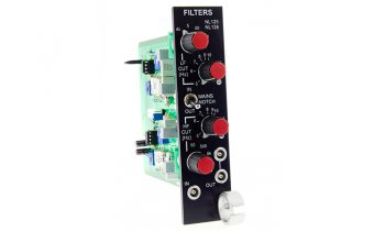 NL125-6 Band Pass Filter Digitimer Featured