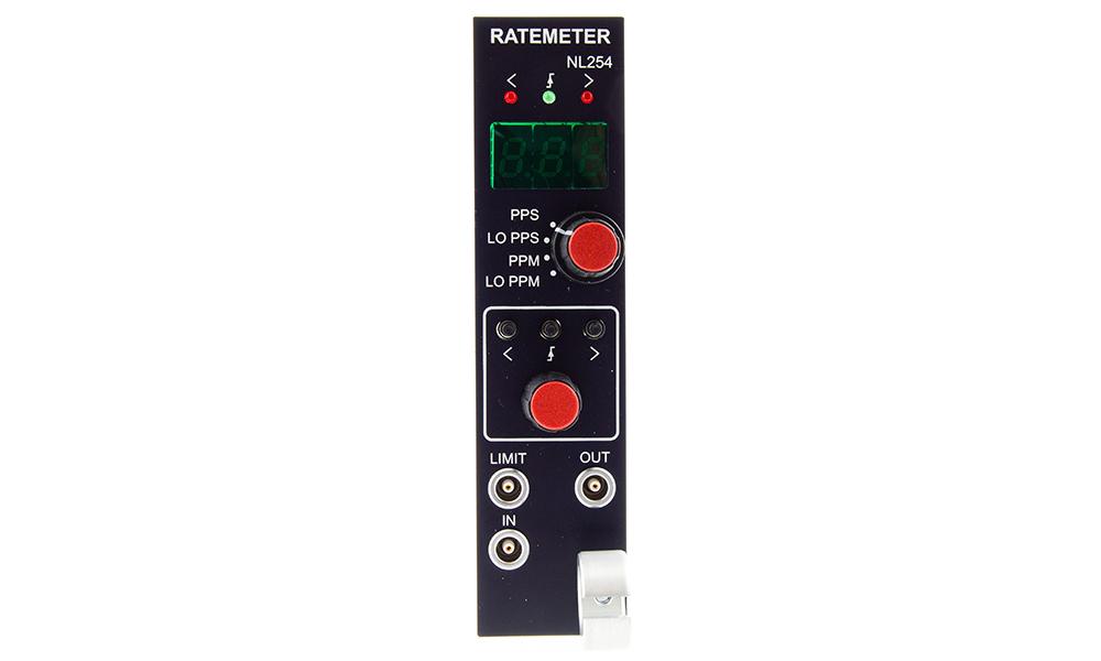 NL254 Ratemeter Digitimer 01