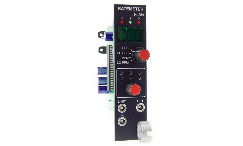 NL254 Ratemeter Digitimer 02
