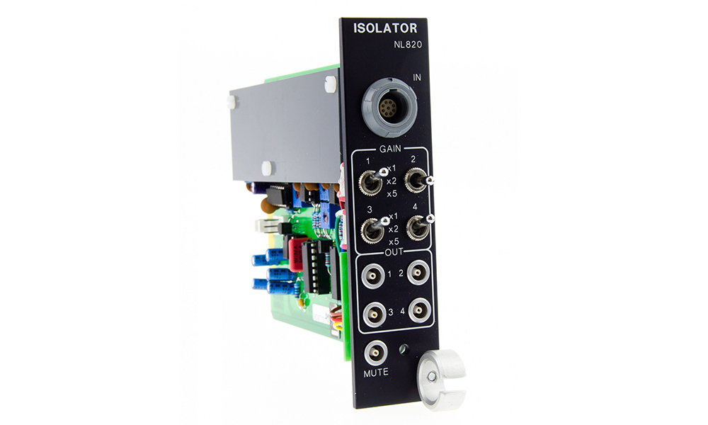 NL820A Isolation Amplifier Digitimer 02
