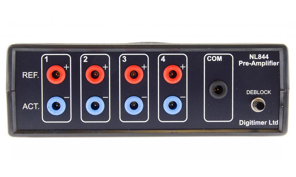 NL844 4Ch AC Pre Amplifier Digitimer 02