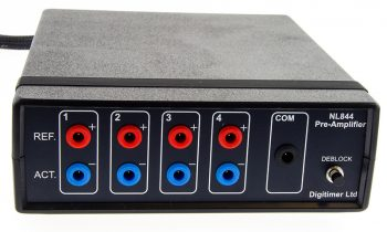 NL844 4Ch AC Pre Amplifier Digitimer Featured