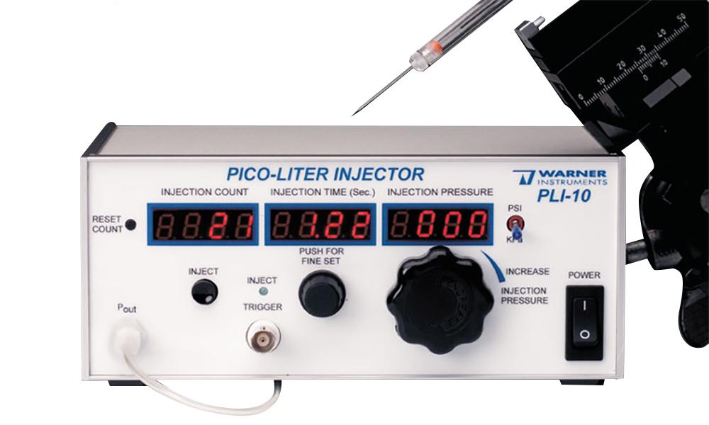 PLI-10 Pico Injector Digitimer 1