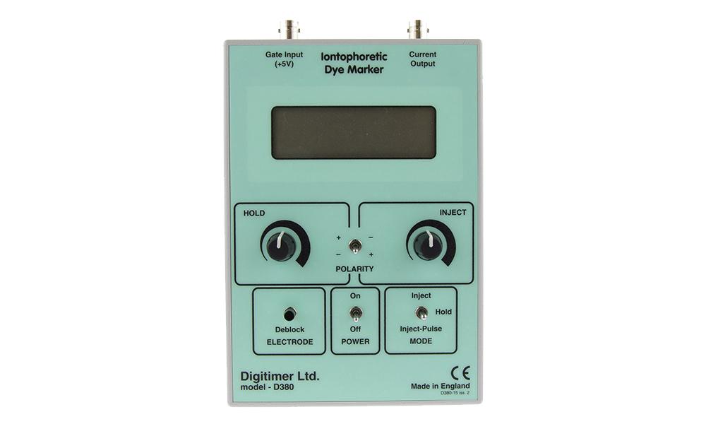 D380 Iontophoretic Dye Marker Digitimer 02