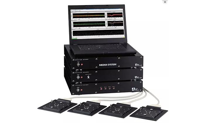 MED64 Plex 4/8 MEA System Digitimer 1