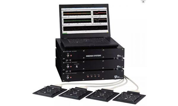 MED64 Plex 4/8 MEA System Digitimer