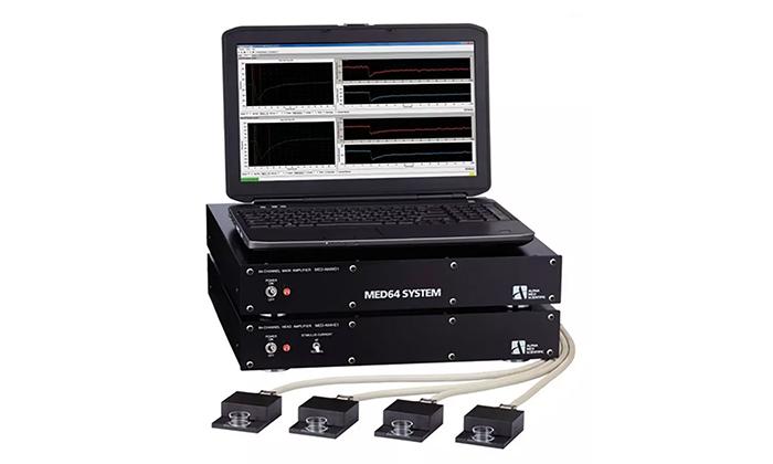 MED64 Quad II MEA System Digitimer 1