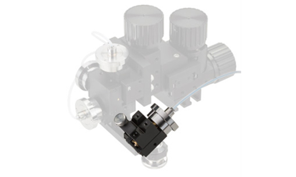 MHW-4 Single Axis Water Hydraulic Micromanipulator Digitimer 4