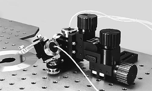 MHW-4 Single Axis Water Hydraulic Micromanipulator Digitimer 2