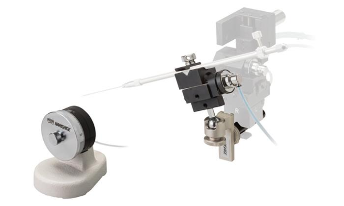 MMO-220A Single Axis Oil Hydraulic Micromanipulators Digitimer 1