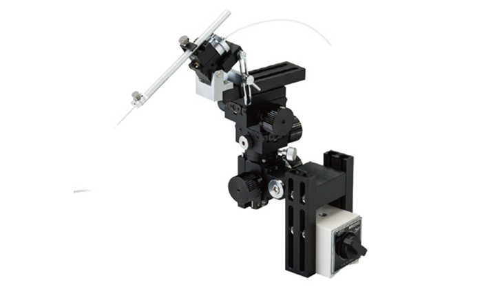 MWS-32 Micromanipulator One Axis Water Hydraulic System Digitimer 1