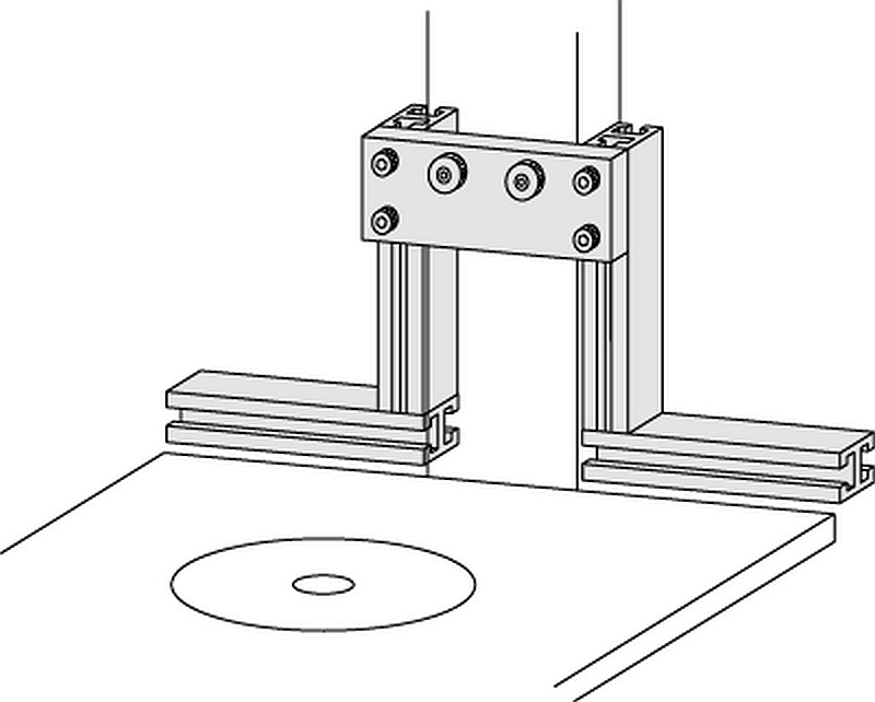 Manipulator Microscope Adaptors Digitimer