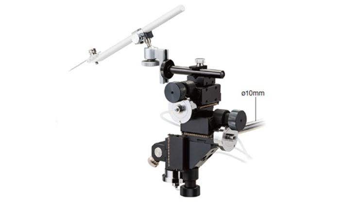 WR-6 Three Axis Water Hydraulic Micromanipulator Digitimer 1