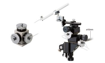 WR-6 Three Axis Water Hydraulic Micromanipulator Digitimer Featured