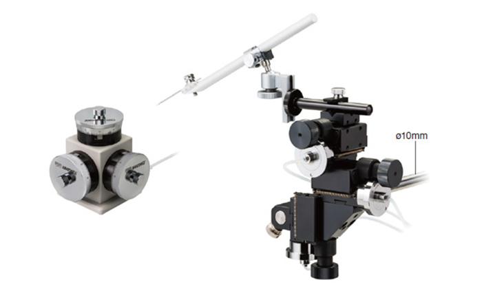 WR-6 Three Axis Water Hydraulic Micromanipulator Digitimer