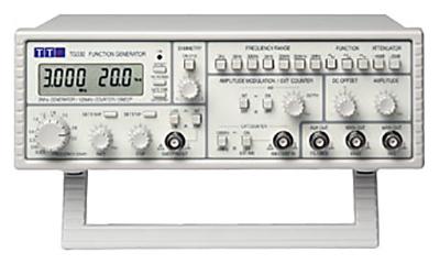 TG315 3MHz Function Generator