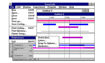 Automate-Easycode Software Digitimer