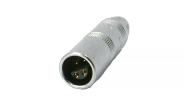 NL965 4-pole in-line socket