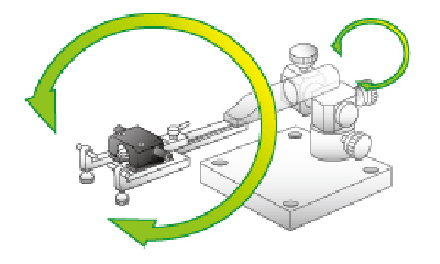 SGM-4 Head Holder Rotation Digitimer