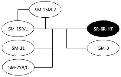 SR-6R-HT System Diagram Digitimer