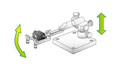 SGM-3 Head Holder Tilt Digitimer