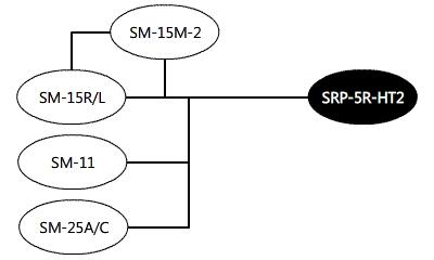 SRP-5R-HT2 System Diagram Digitimer
