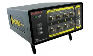 D400 Multi-channel 50/60Hz Mains Noise Eliminator Digitimer