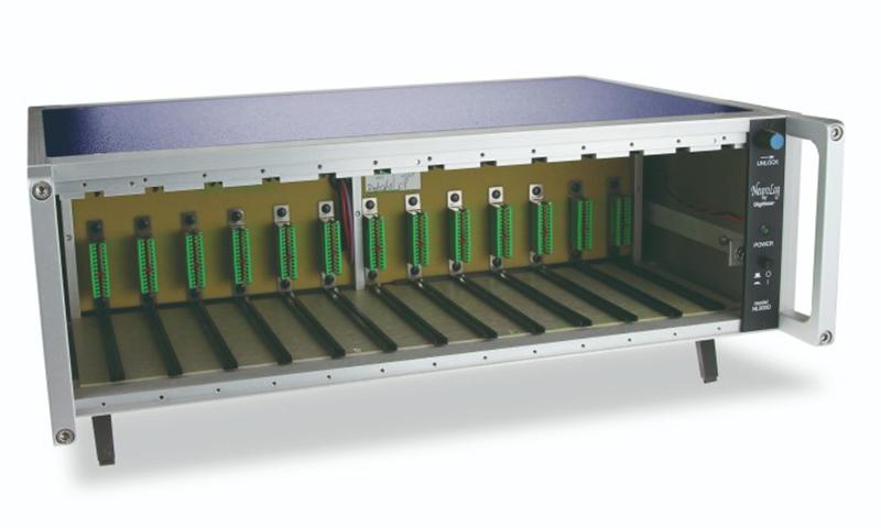 NL900D NeuroLog Case Front Digitimer